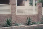 Amaroo ACT Brick fencing 12