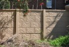 Amaroo ACT Brick fencing 20