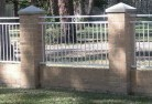 Amaroo ACT Brick fencing 5