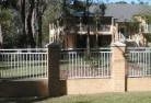 Amaroo ACT Brick fencing 9